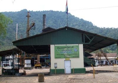 Caña Refinery