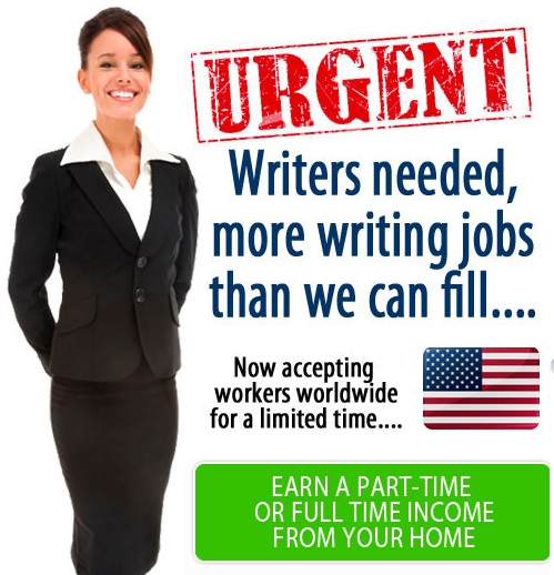 urgent - writers needed