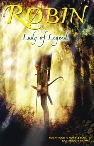 Robin: Lady of Legend Cover