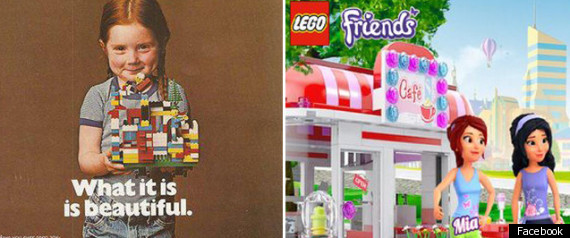 LEGO Friends Petition: Parents, Women And Girls Ask Toy Companies To Stop Gender-Based Marketing