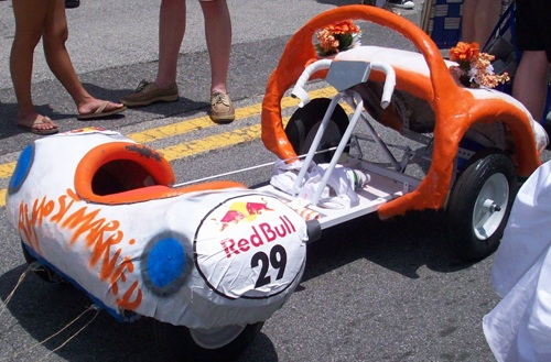 Day 7: Soapbox Races