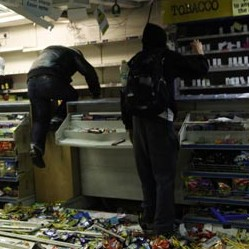 Looting is Not Protest