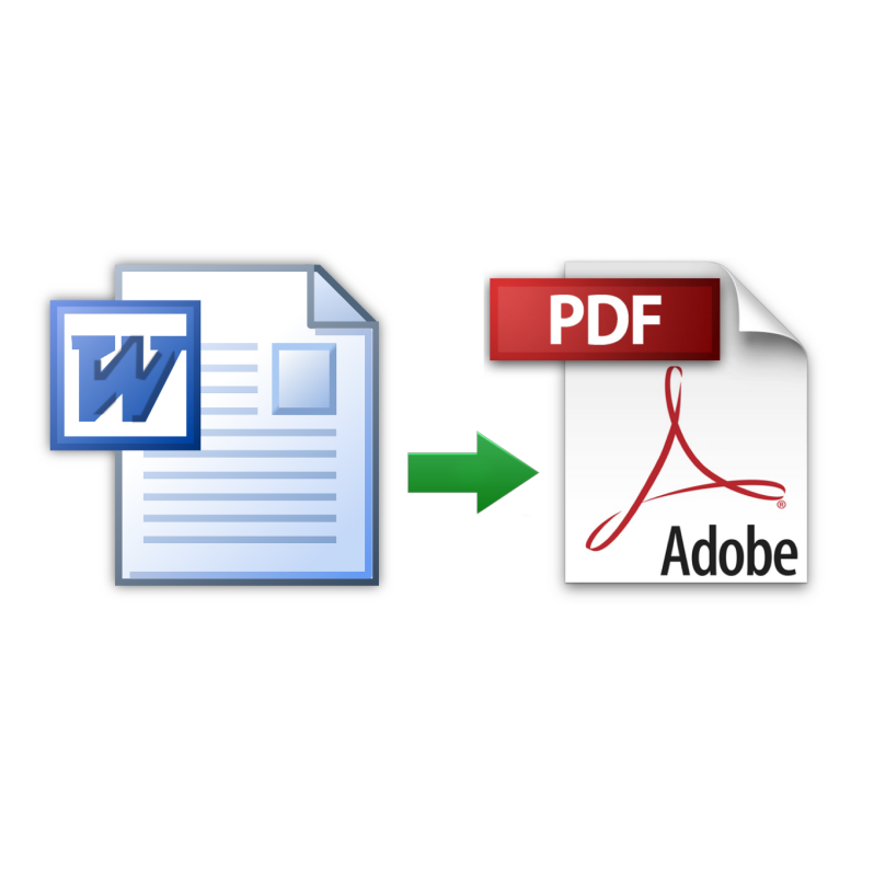 How to Convert Word to PDF and Keep Embedded Links